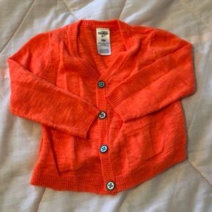 Cute button up sweater